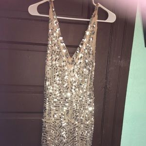 Free Peope Sequin dress